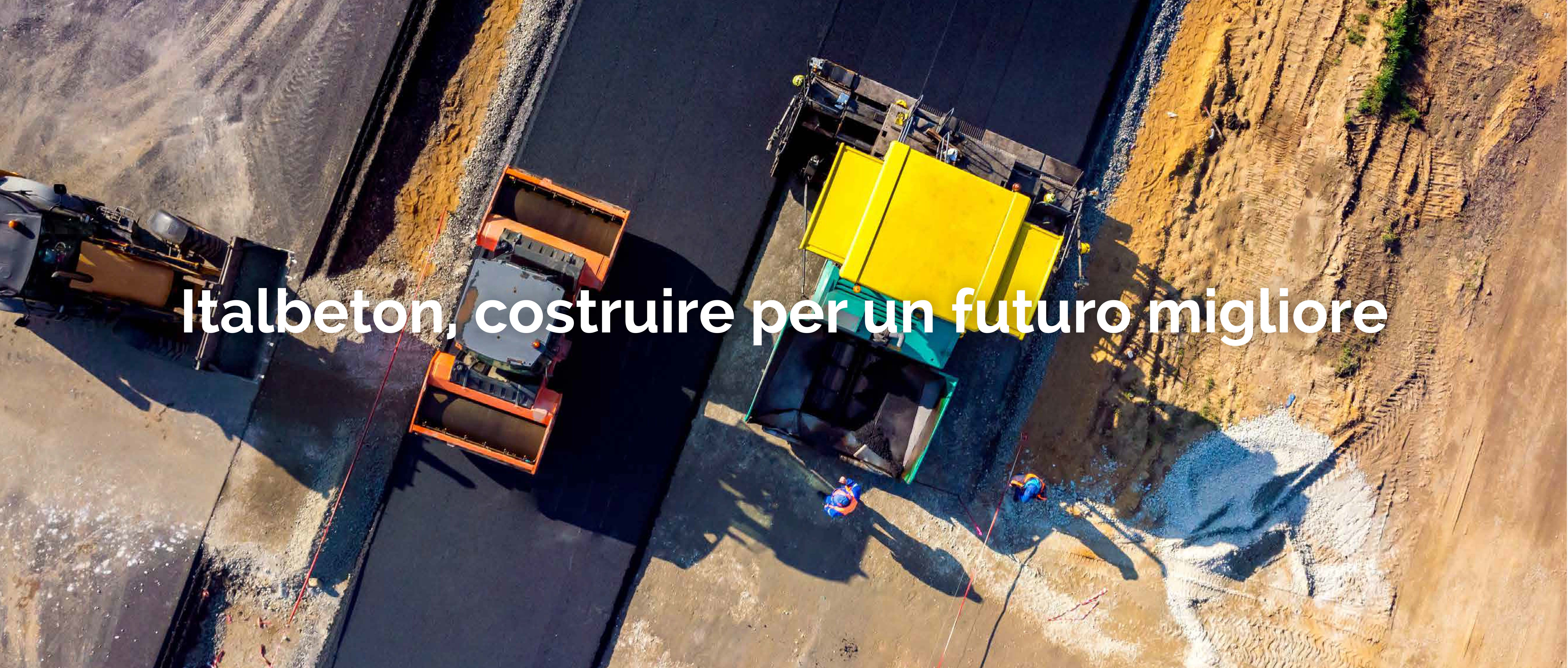 Imprese Edili Varese E Provincia italbeton - impresa specializzata nelle opere stradali e