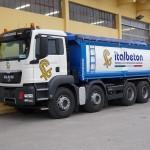 camion italbeton